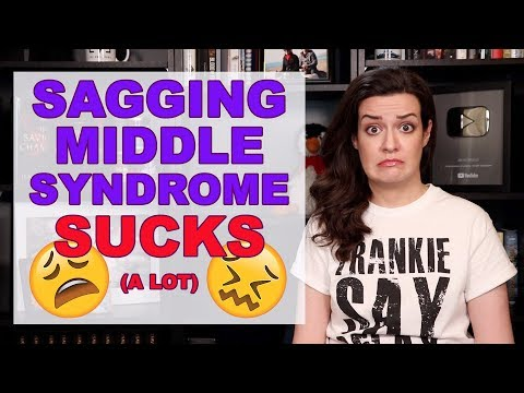 How to Combat Sagging Middle Syndrome in Your Writing