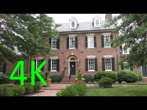 A 4K Tour of the University of Maryland, College Park