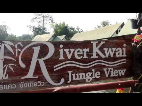 River Kwai – Tour from Pattaya