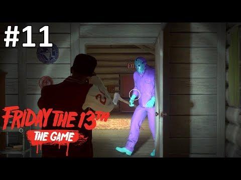 GAGAL KABUR & POTATO AIM! - Friday the 13th: The Game (Indonesia)