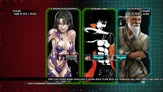 787 - Tekken Tag Tournament 2 - Coouge (Unknown) vs a1swag55 (Miguel/Wang)