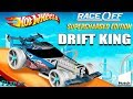 Hot Wheels Race Off - Brand New Car DRIFT KING