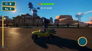 Meow Motors Gameplay