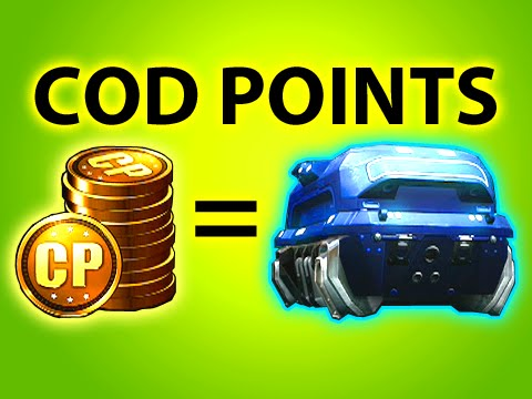 BLACK OPS 3 - FREE COD POINTS, HOW THEY WORK