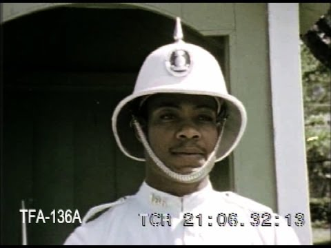 Montserrat, West Indies. 1970s