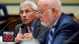 WATCH LIVE: Dr. Fauci joins Connecticut governor for coronavirus briefing