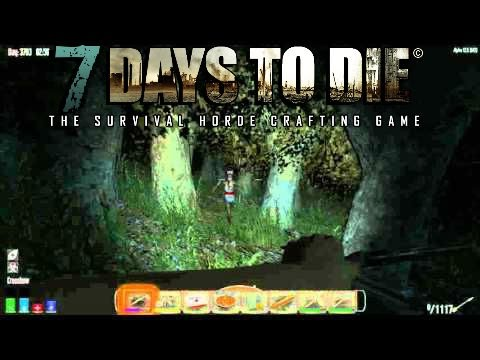 7 days to die scary wood youtube for Wood floor 7 days to die