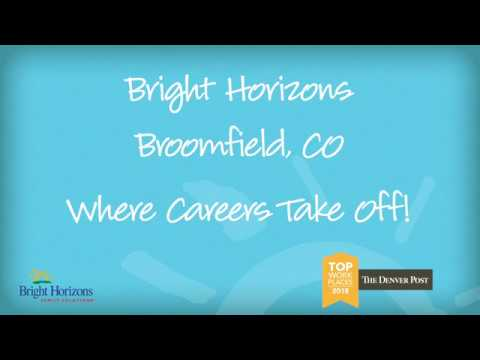 Bright Horizons Corporate Colorado: Where Careers Take Off