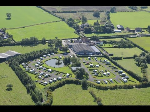 York Caravan Park, York, UK. 5 Star Adult Only Touring And Camping Site.