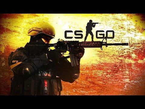 CS:GO - ПЕРВЫЙ ОБЗОР И РЕАКЦИЯ | НУБ ИГРАЕТ В Counter-Strike: Global Offensive thumbnail