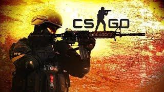 CS:GO - ПЕРВЫЙ ОБЗОР И РЕАКЦИЯ | НУБ ИГРАЕТ В Counter-Strike: Global Offensive