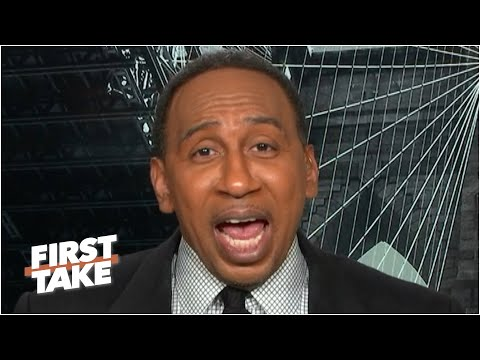 Stephen A. wants to 'BAN ALL VEGETABLES' from Thanksgiving! | First Take