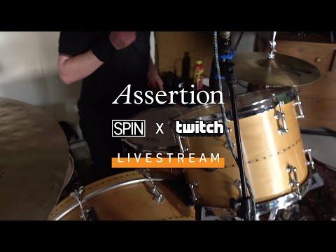 Assertion x SPIN Livestream
