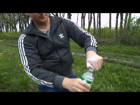 Что будет если смешать соду и уксус в закрытой бутылке