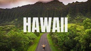 OUR HAWAIIAN ROLLER COASTER RIDE
