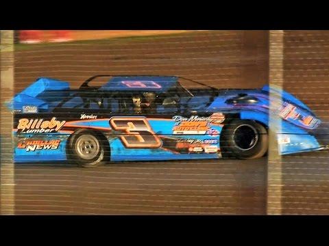 WoO Late Model Heat 3 at Merritt Speedway on 8-28-16