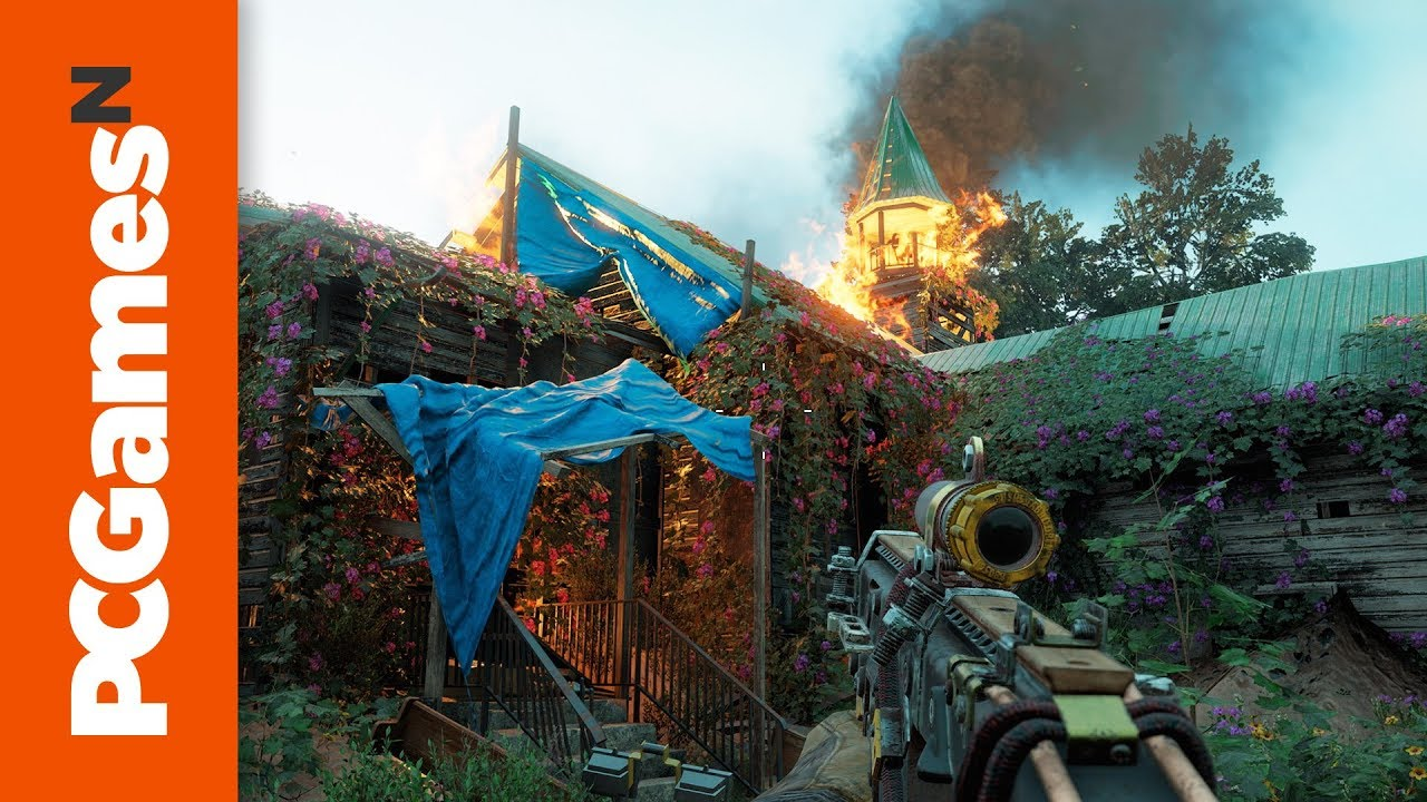 Far Cry New Dawn Builds Better Co Op From The Nuclear Ruins Of