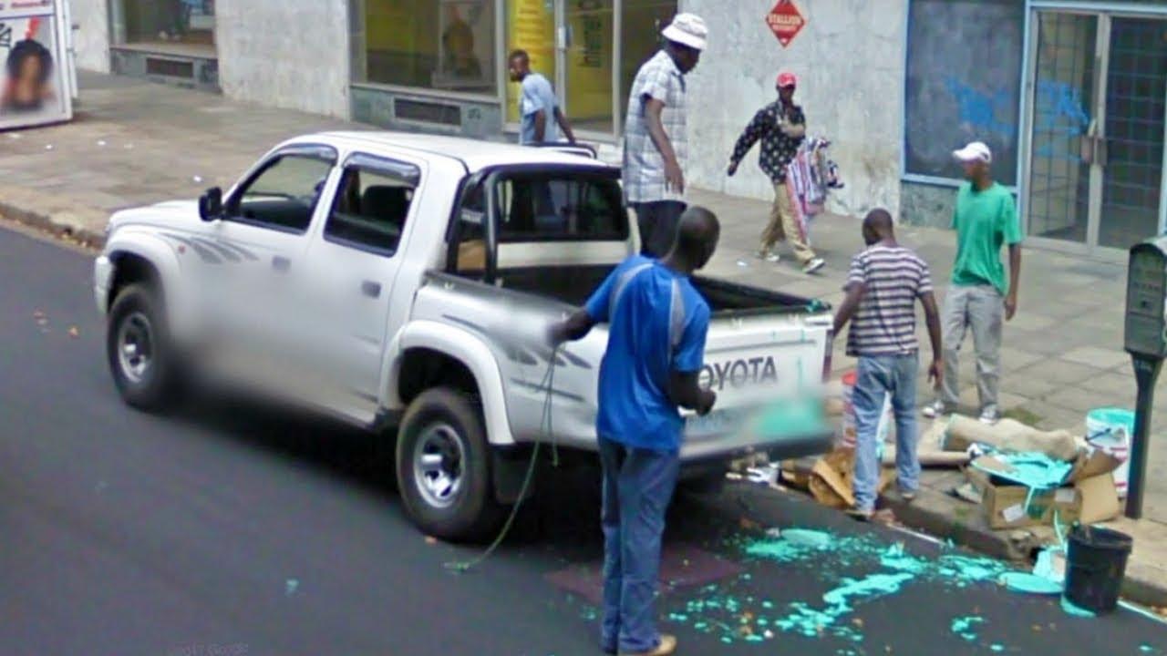 Top 10 South Africa On Google Street View Streetviewfun