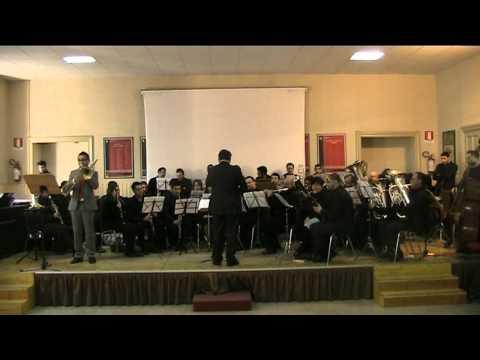 "J. De Meij  ""T-Bone"" Concerto per Trombone - Solista: Antonino Carbonaro, Direttore: Salvo Miraglia"