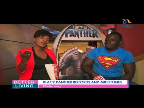 Movie review: Black Panther, its records and milestones