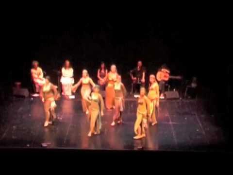 Danza Egiziana Baladi Popolare Urbana