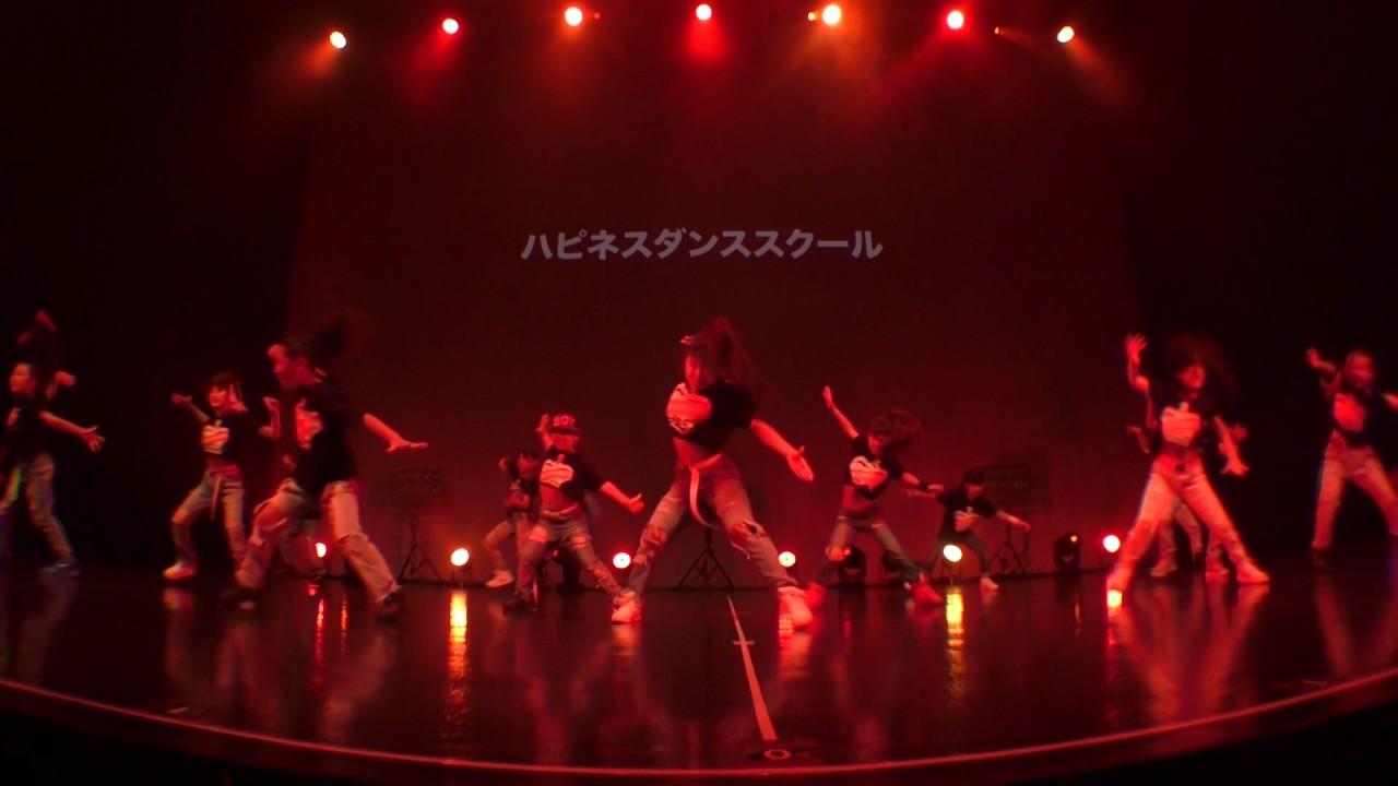 ハピネスダンススクール luxury soul night premium dance showcase 17 5
