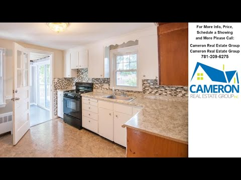 82 Kiely Rd, Dedham, MA Presented by Cameron Real Estate Group.