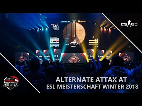 ALTERNATE aTTaX at ESLM Winter 2018
