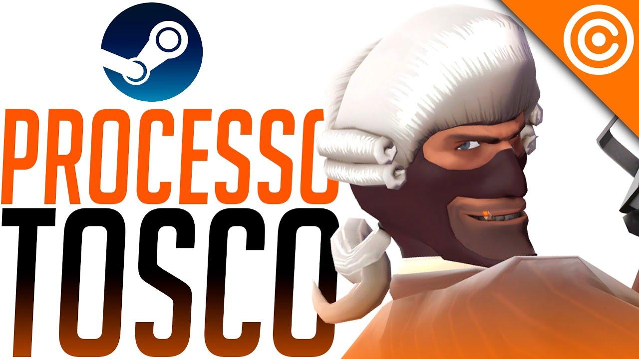 "Steam PROCESSADA por ""MONOPÓLIO"" kkkkkkkkkkkkkkkkkkkkk"