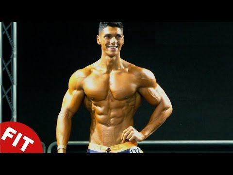 AMAZING 20 YR OLD TAKES MUSCLE TITLE - MEGA MOTIVATION