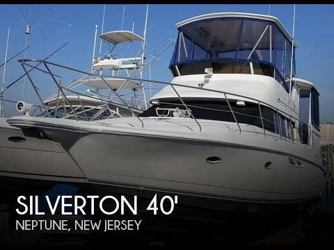 [SOLD] Used 1997 Silverton 402 Motor Yacht in Neptune City, New Jersey