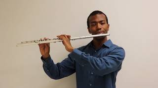 """Gambar cover Suite for Flute Beatbox, Movement 2 """"Romano"""" by Azeem Ward"""