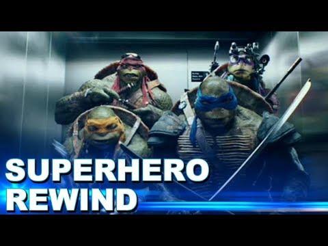 Superhero Rewind | Teenage Mutant Ninja Turtles 2014
