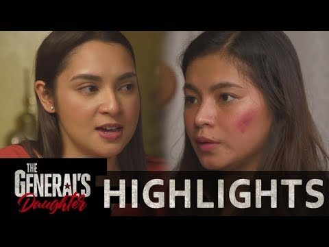 Elai hears Jessie and Rhian's fight | The General's Daughter (With Eng Subs)
