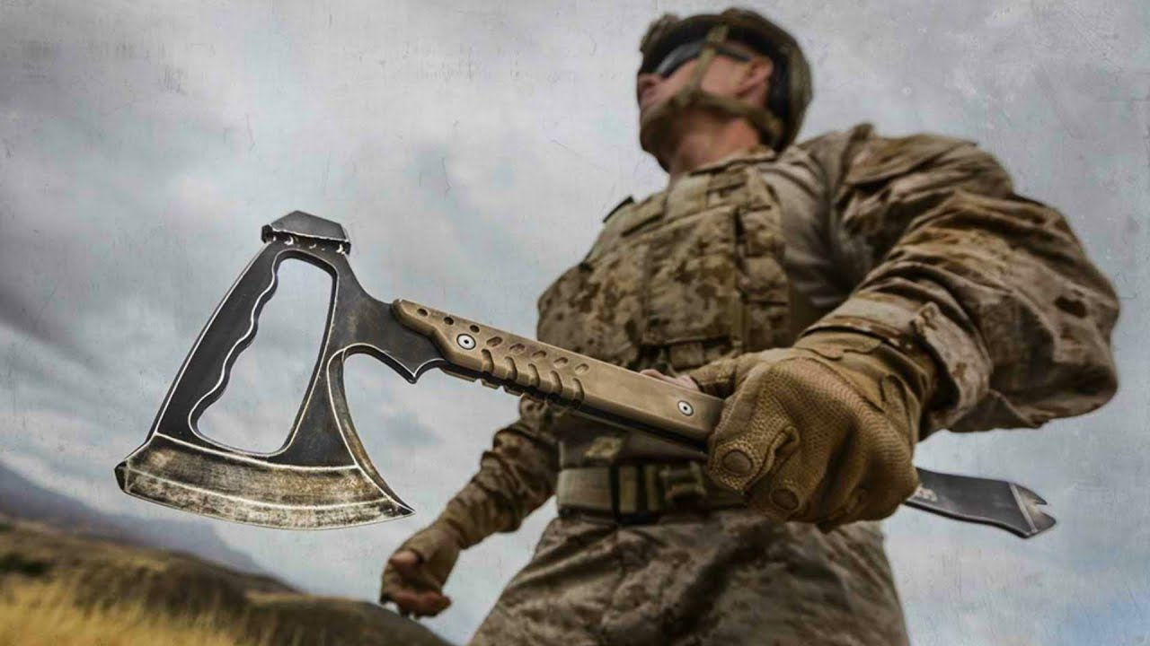 7 Amazing Survival Axes You Need To Have Youtube