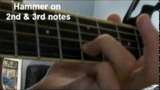Coheed and Cambria - Wake Up | Tutorial Acoustic |