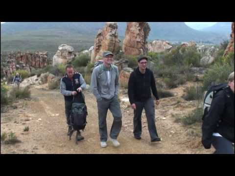 African Safari Overland Cape Town to Namibia, Botswana and V