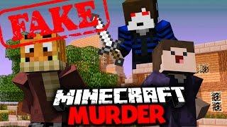 ER WILL EUCH ALLE VERARSCHEN! & DER GEILSTE MURDER KILL EVER! ✪ Minecraft MURDER