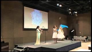 2014年6月1日に東京・浅草橋で開催された「水からの伝言」15周年記念イ...