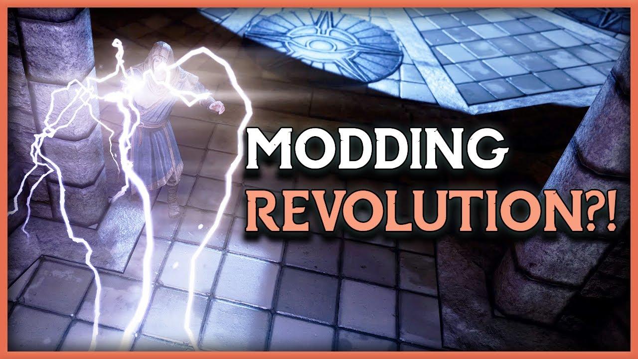 Wie der MACHER von Wyrmstooth modding REVOLUTIONIERT! | NEWS & UPDATES