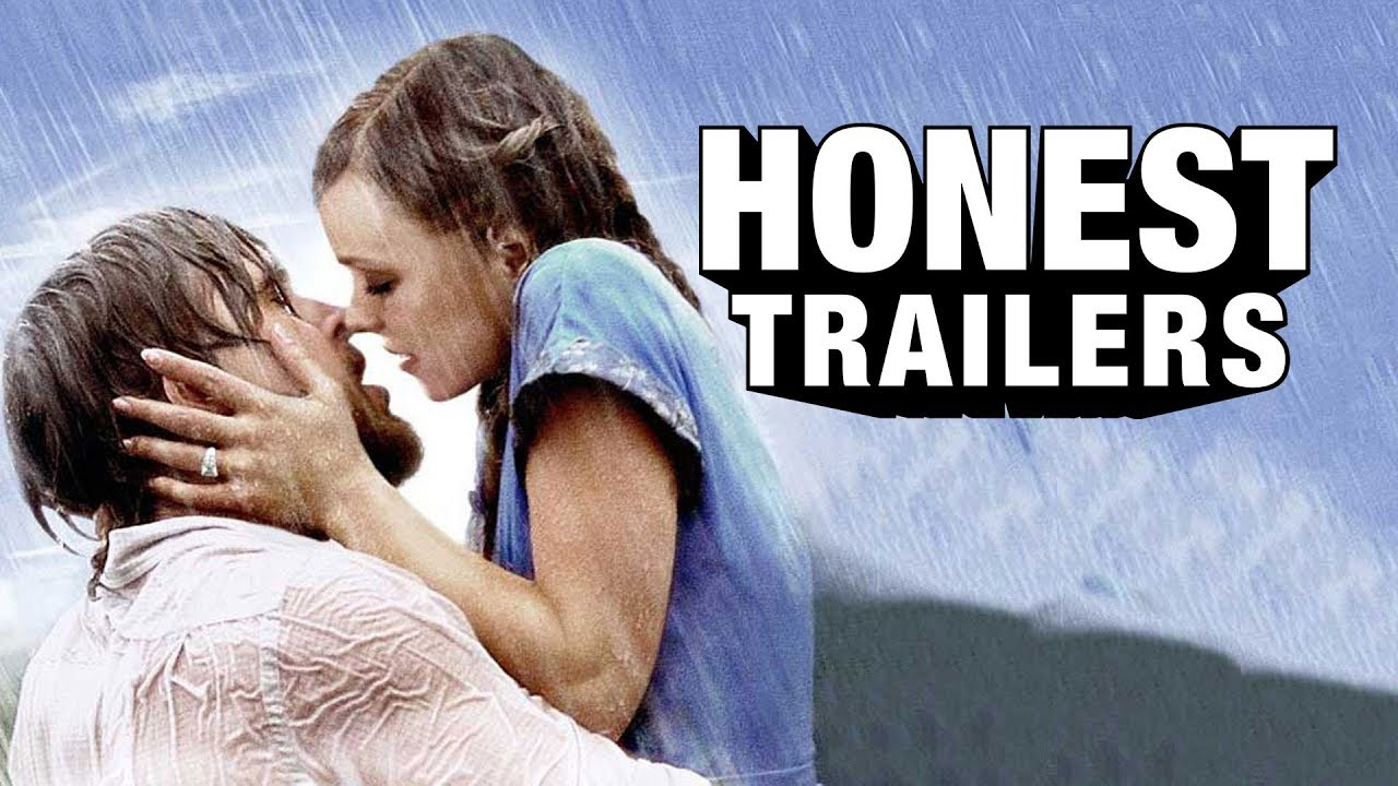 Honest Trailers for The Notebook