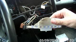 Светодиодная подсветка Блока Управления Печки Passat B3