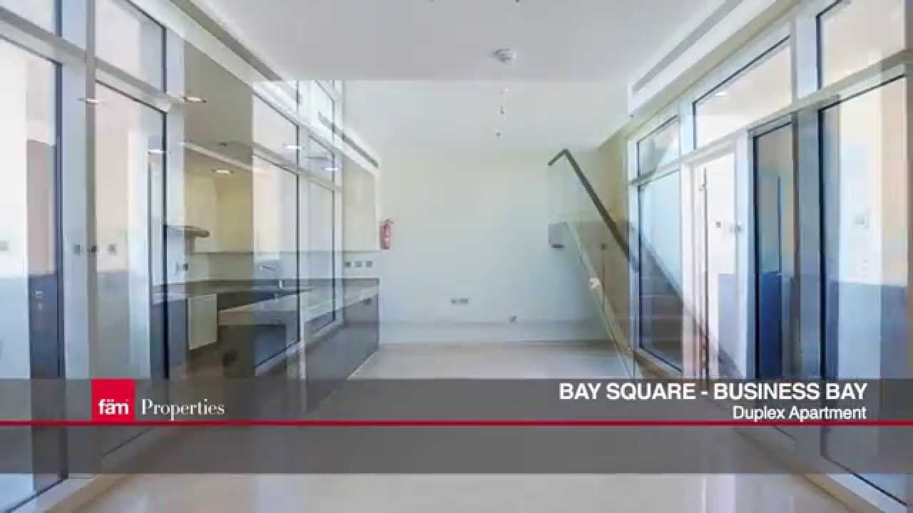 Duplex Apartment Available In Bay Square  Business Bay