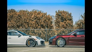 CPO Panamera ST vs GT2 RS? Are they in the same league? Launch Control