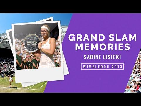 Sabine Lisicki | 2013 Wimbledon | Grand Slam Moments