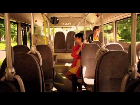 Epic funny bus commercial from SWEDEN