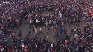 Megadeth Live at Hellfest.