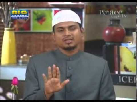 MAA BAAP KE HUQOOQ BY SHAIKH SANAULLAH MADANI—PEACE TV (URDU)