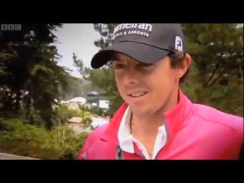 Rory Mcilroy - Being Number One Documentary