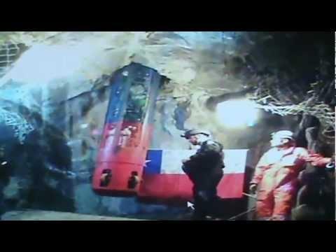 Documental. Los 33 mineros rescatados en Chile: un año después